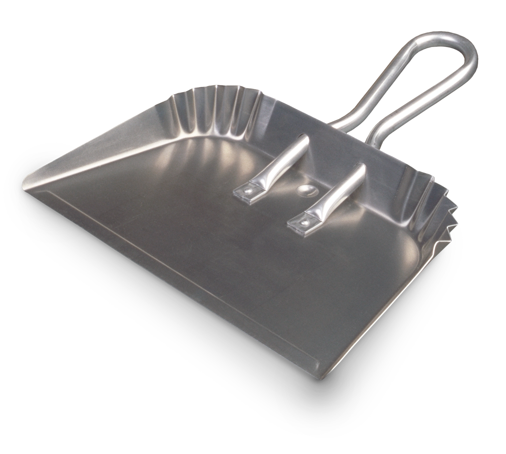 Product Catalog - Large Aluminum Contractor Dustpan